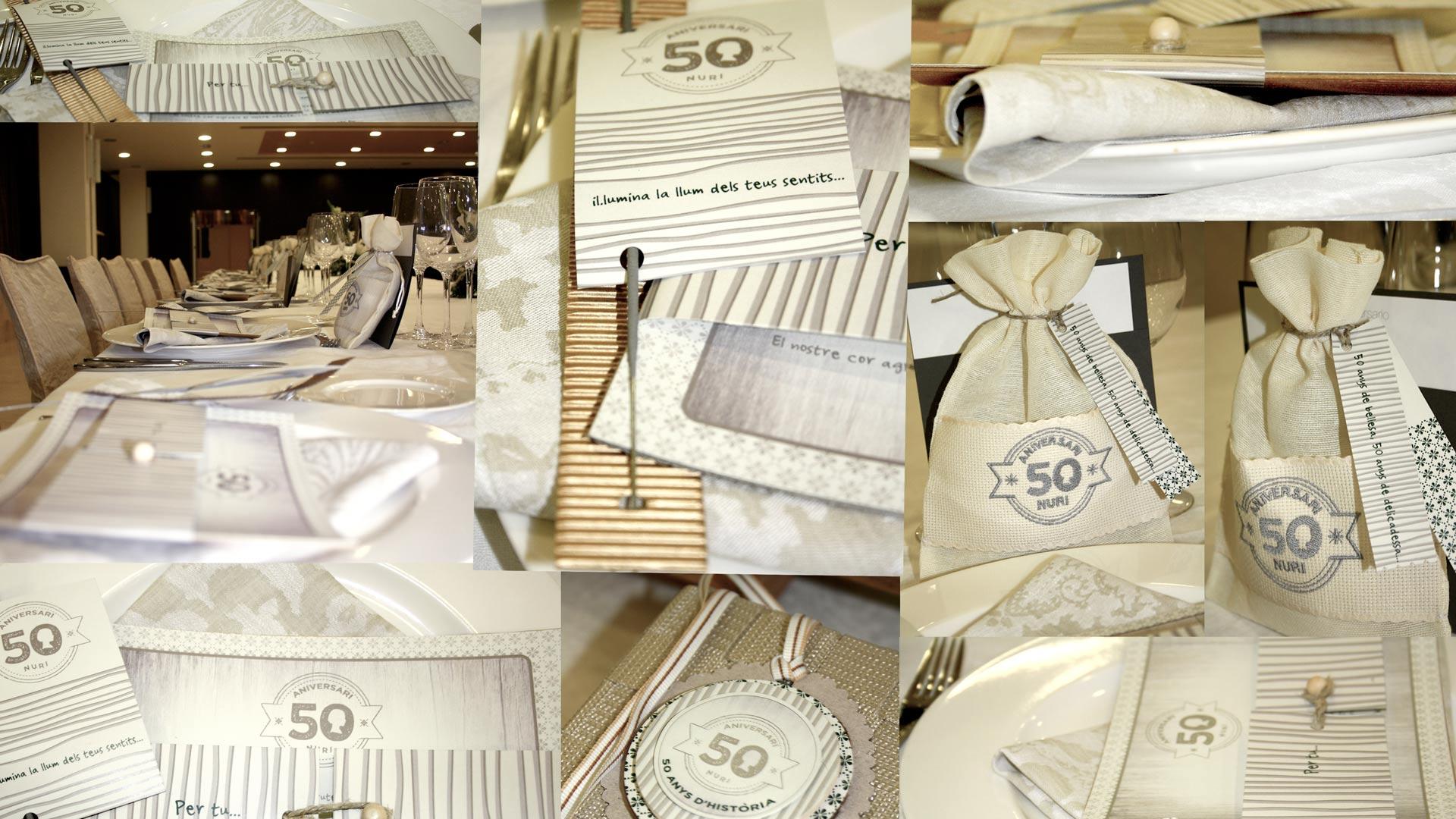 decoraci n fiesta aniversario 50 aniversariocultura de
