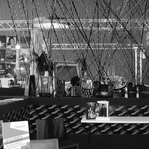 diseño stand Reus - Trasquilón 2013